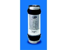 Variable area flow meter with new design features