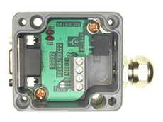 RS232/ RS485 interface converter for connection of Seika sensors with RS485 interface to RS232 port of a computer