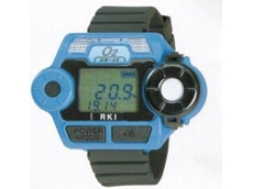 The GW Range wrist-watch gas monitor