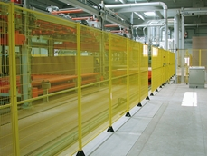 AS4024 Compliant Modular Safety Fencing