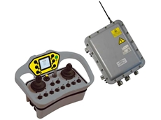 SAFIR radio remote controls have now achieved IECEx approvals on the Moka handheld control and the Alto transceiver