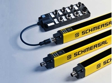 Schmersal SLC/SLG 445 safety light curtains