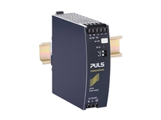 Control Logic releases the new PULS CP10 series of DIN rail mount power supplies