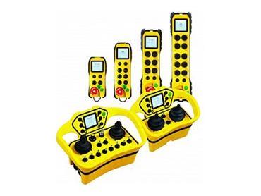Jay Electronique SAFIR Radio Remote Control Range