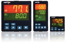Red Lion PXU PID controllers