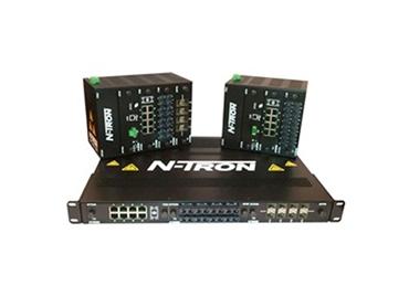 Modular N-Tron NT24K Managed Gigabit Ethernet Switch Series