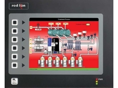 Red Lion G308A Colour Indoor Rated Touch Screen