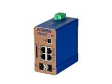 N-Tron 7506GX industrial Ethernet switch