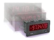 CUB5 series analogue panel meter