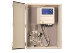 Chlorine and Chlorine Dioxide Control Systems available from Convergent Water Controls