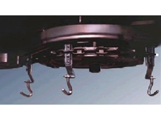 Monoveyor overhead chain conveyors are ideal for use with light and medium loads