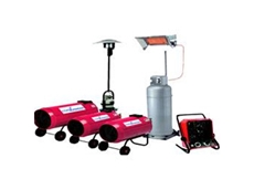 Portable Heaters from Cool Breeze Rentals
