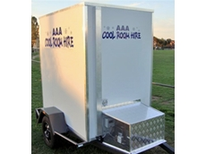 Mobile cooling solutions available from Cool Rooms