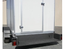 Auto mobile coolrooms from CoolStar