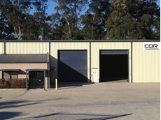 Cor Cooling's larger modern facilities at Thornton NSW