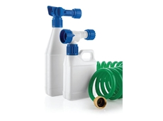 Hayes hose end sprayers