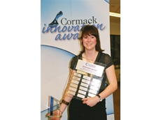 Monash University student, Sarah Stevens wins Cormack Innovation Award