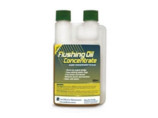Flushing Oil Concentrate (FOC) helps to remove sludge from diesel engines