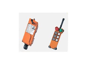 Radio Remote Controls for Cranes