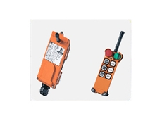 Crane Radio Remote Controls