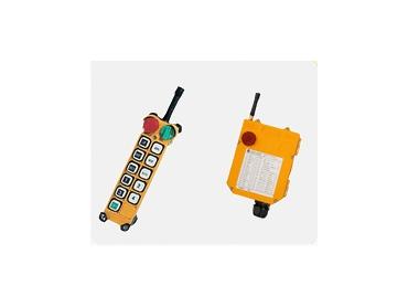C.A.I.S range of Crane Radio Remote Controls