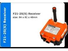 F21 remote control receivers and transmitters from Crane Automation & Industrial Supplies