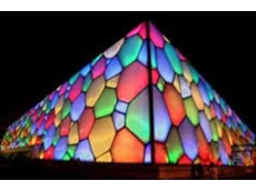 The Water Cube lighting network structure project at Beijing Olympics