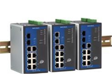EDS-510A 10-port managed Ethernet switch