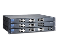 New IKS-6524/6526 Series managed Ethernet Switches