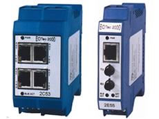 Ethernet switched media converters from CrispTech