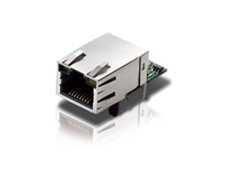 Go ethernet with the world's smallest embedded serial device server