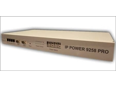 The IP Power 9258 Pro power distribution unit from Crisptech