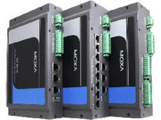 Moxa UC-8400 series RISC-based communication embedded computers