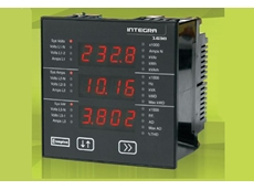 Integra 1630 digital metering system
