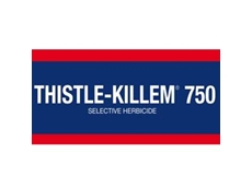 Crop Care's Thistle-Killem 750 Herbicide