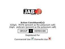 Jab Herbicide From Crop Care