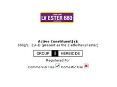 LV Ester 680 Herbicide From Crop Care