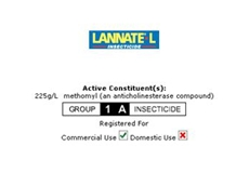 Lannate L Insecticide From Crop Care