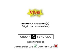 Viva Fungicide From Crop Care