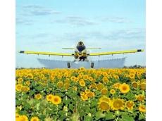 Aerial Crop Spraying Services