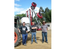 Cropland Equipment Quantum mist sprayers