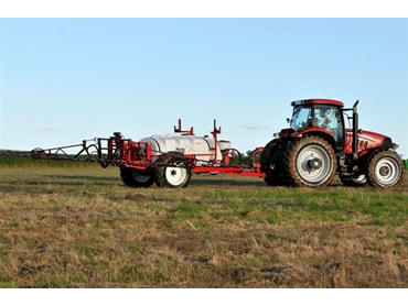 The Pinto delivers consistent high performance spraying