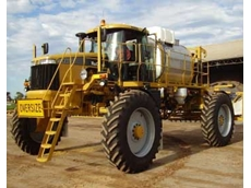 Rogator self propelled sprayers