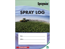 Spray Log Book