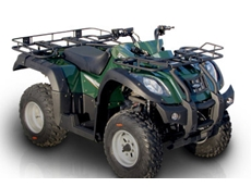 Crossfire Scout ATV 250 quads from Crossfire Motorcycles and ATV