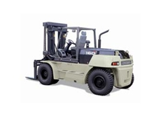 Diesel Forklifts from Crown Equipment