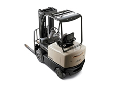 Electric Forklifts from Crown Equipment