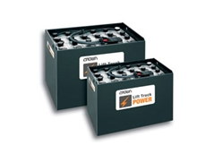 Forklift Batteries from Crown Equipment
