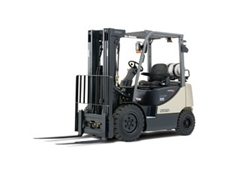 LPG Forklifts from Crown Equipment