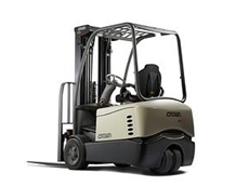 New Crown SC 5200 Series brings Brains and Brawn to Counterbalanced Forklifts